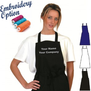 Embroidered Full Length Aprons