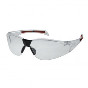 Stealth 8000™ Clear Frame and Clear HC Lens