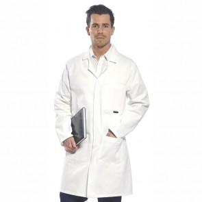 100% Cotton Lab Coat