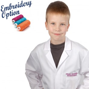 Lab Coats - Kid's Clothing - Clothing - Food Safety Direct