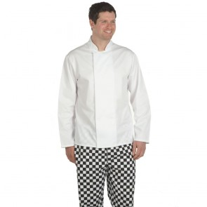 Traditional Chef's Jacket (White)
