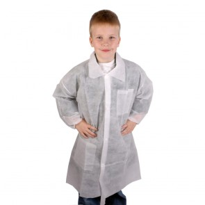 Kids Disposable Coat