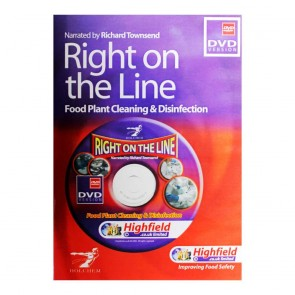 Right on the Line DVD (19 mins)