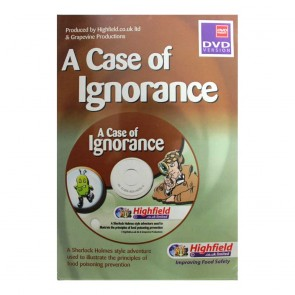 A Case of Ignorance DVD (20mins)