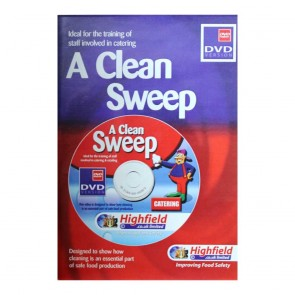 A Clean Sweep DVD (16 mins)