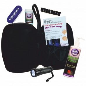 Hand and Surface Hygiene Training Kit