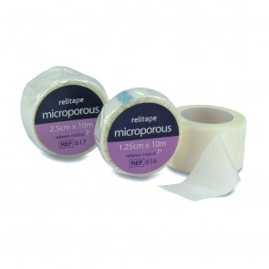 Microporous Tape (Various Sizes)