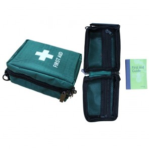 Empty First Aid Kit Soft Zip Bag - One Only