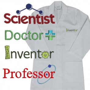"Kids ""Themed"" Lab Coat"