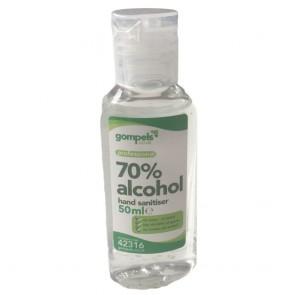 Sanell Alcohol Hand Sanitiser 50ml