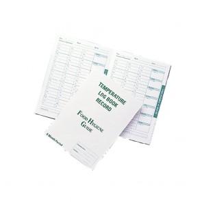 Hygiplas Temperature Log Book