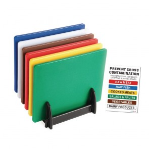 Colour-Coded Chopping Boards