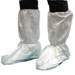 Tyvek Disposable Overboots (Pack of 10 Pairs) - XL