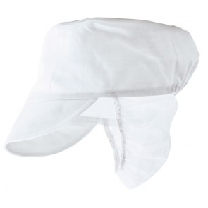 Snood Cap (White)