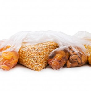 Medium Duty Food-Grade Polythene Bags