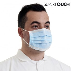 Supertouch Non-Woven Face Mask - Pack of 50