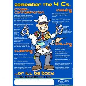 Germinator 4Cs Poster