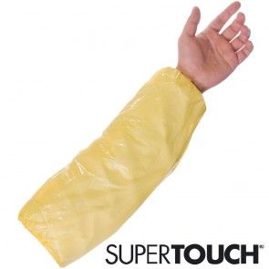 Supertouch Economy Disposable Oversleeves (Yellow) - Pack of 100