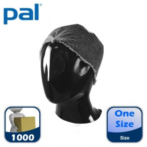 Case of PAL Lightweight Hairnets - White (10 x 100)