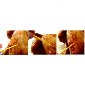 Irreversible Cook-It Temperature Sticks for Poultry (Pack of 50 )