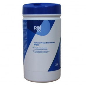 PAL TX Surface/Probe Disinfectant Wipes
