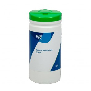 PAL TX Surface/Probe Disinfectant Wipes - Large 2L Tub