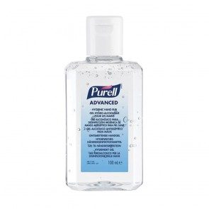 Gojo Purell Hand Sanitiser Gel (100ml)