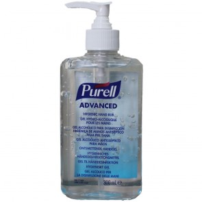 Gojo Purell Hand Sanitiser Gel (300ml)