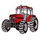 Tractor (Red)