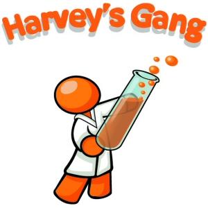 Harvey's Gang Logo