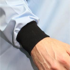 Knitted Cuffs (Black)